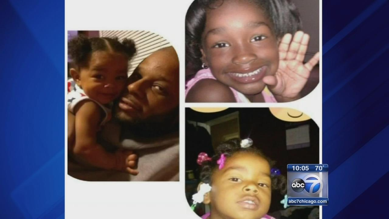 Man, 2 daughters fatally shot in Hazel Crest