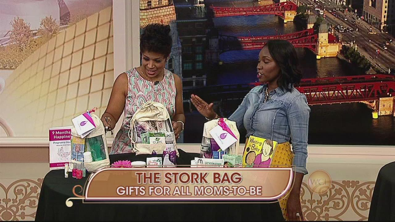 The Stork Bag: Ericka Perry