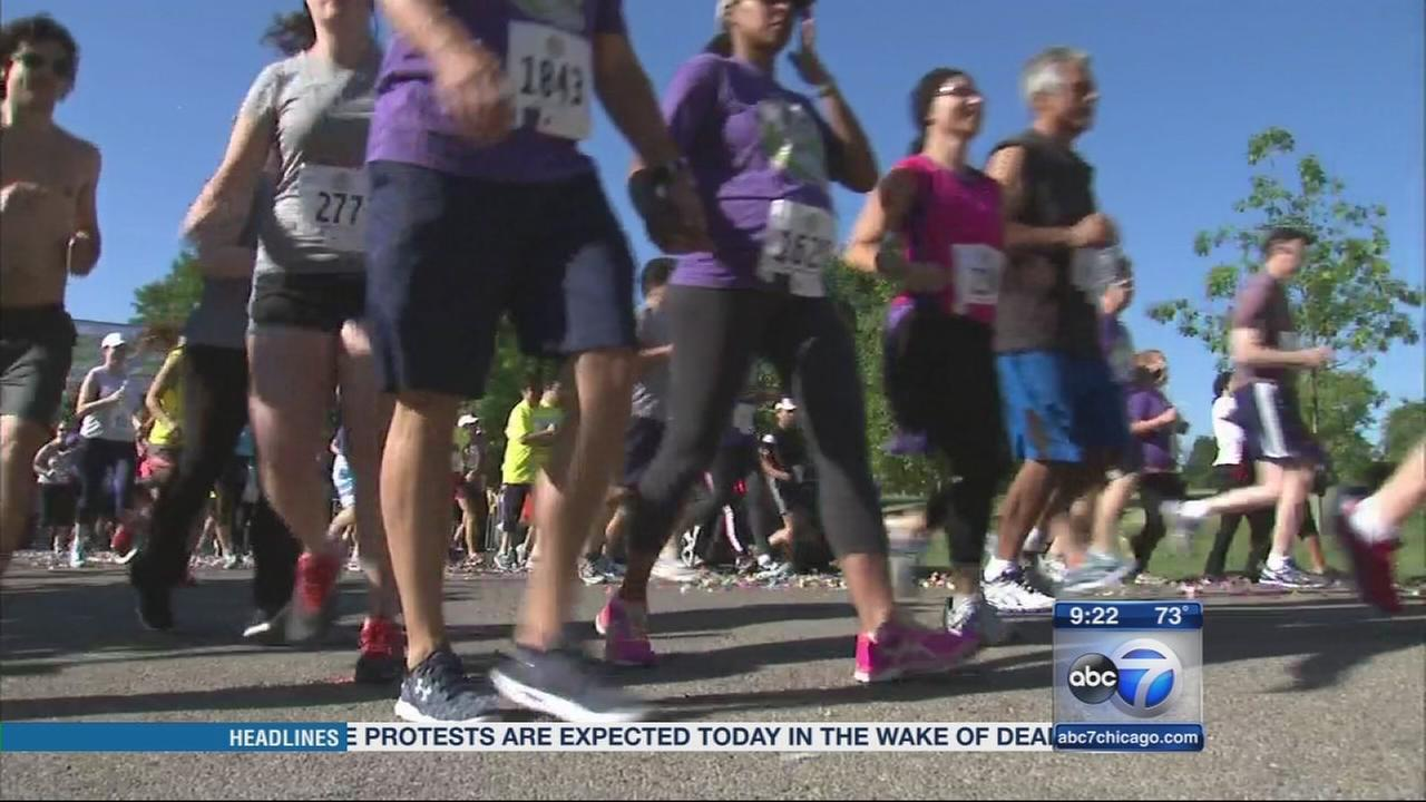 A Safe Haven hosts Run to End Homelessness