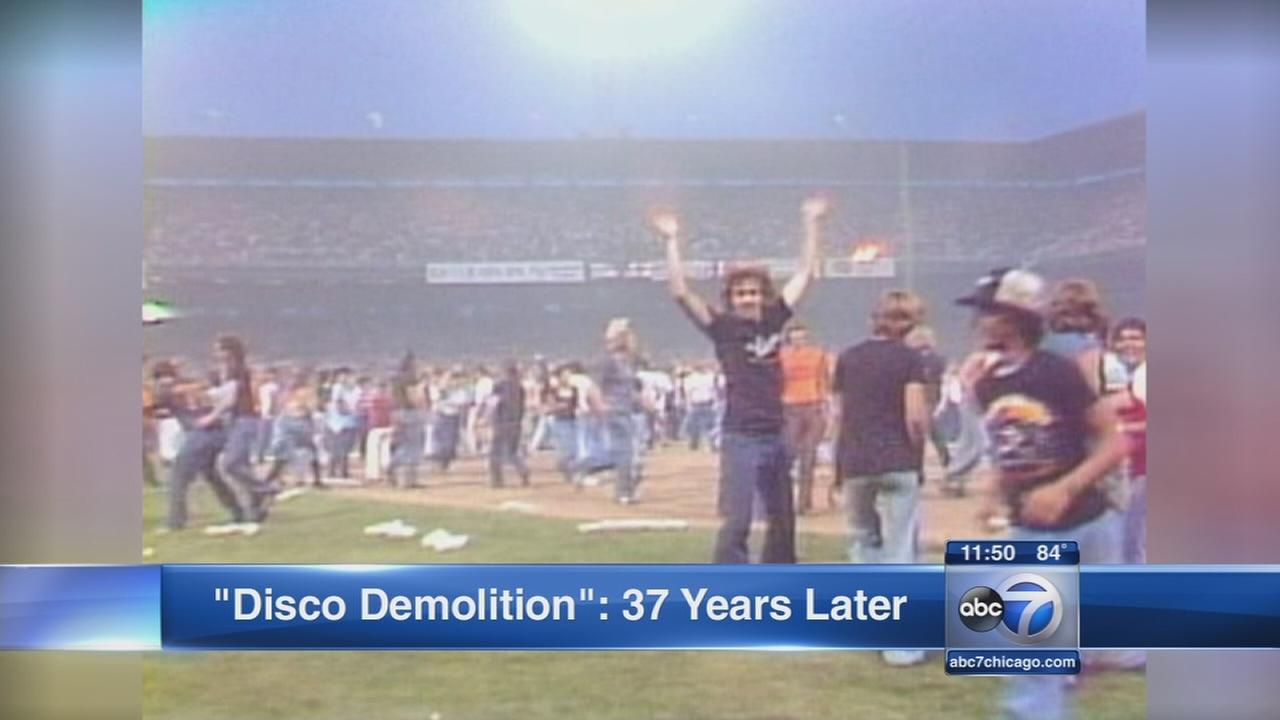 Steve Dahl recalls Disco Demolition
