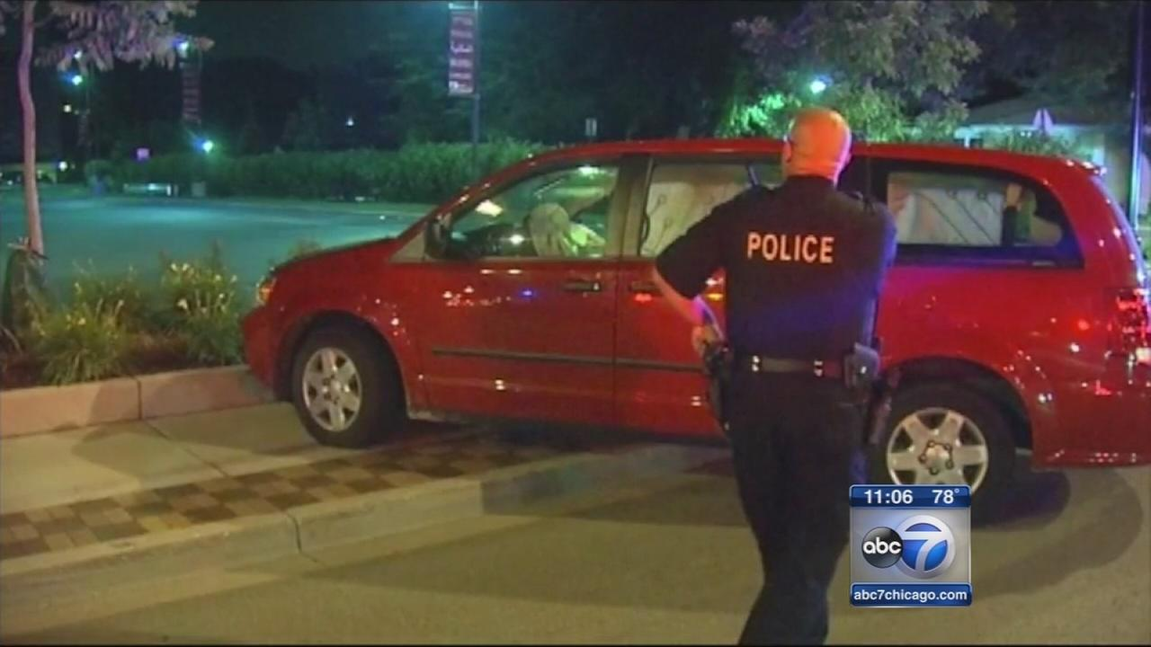 3 at large in Skokie crime spree