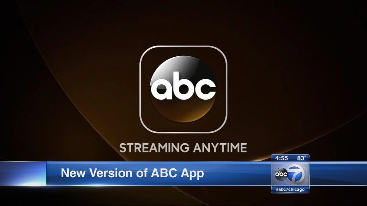 New version of ABC app