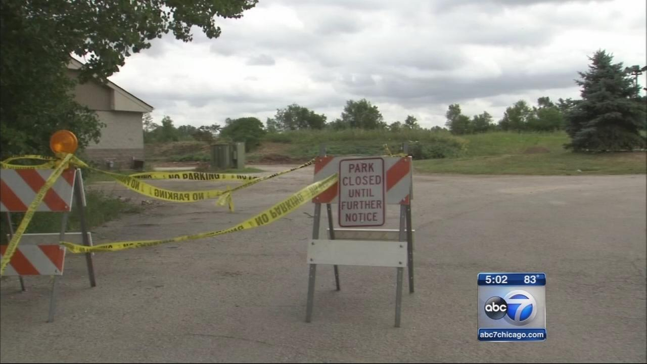 Possible coyote attacks shut down park