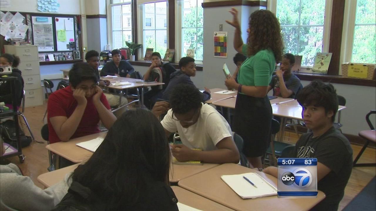 CPS principals receive budgets