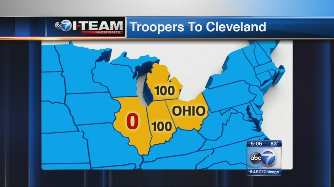 I-Team: No IL police at GOP convention