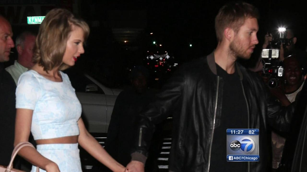 Taylor Swift says she co-wrote Calvin Harris' 'This is What You Came For'; Harris lashes out
