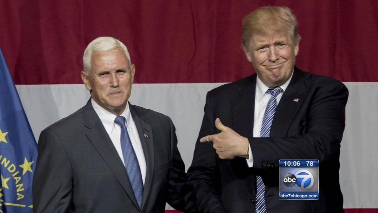 Trump picks Indiana Gov. as VP running mate