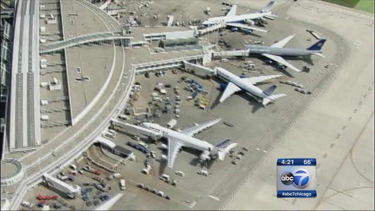 Major OHare Airport upgrade would improve time performance, city says