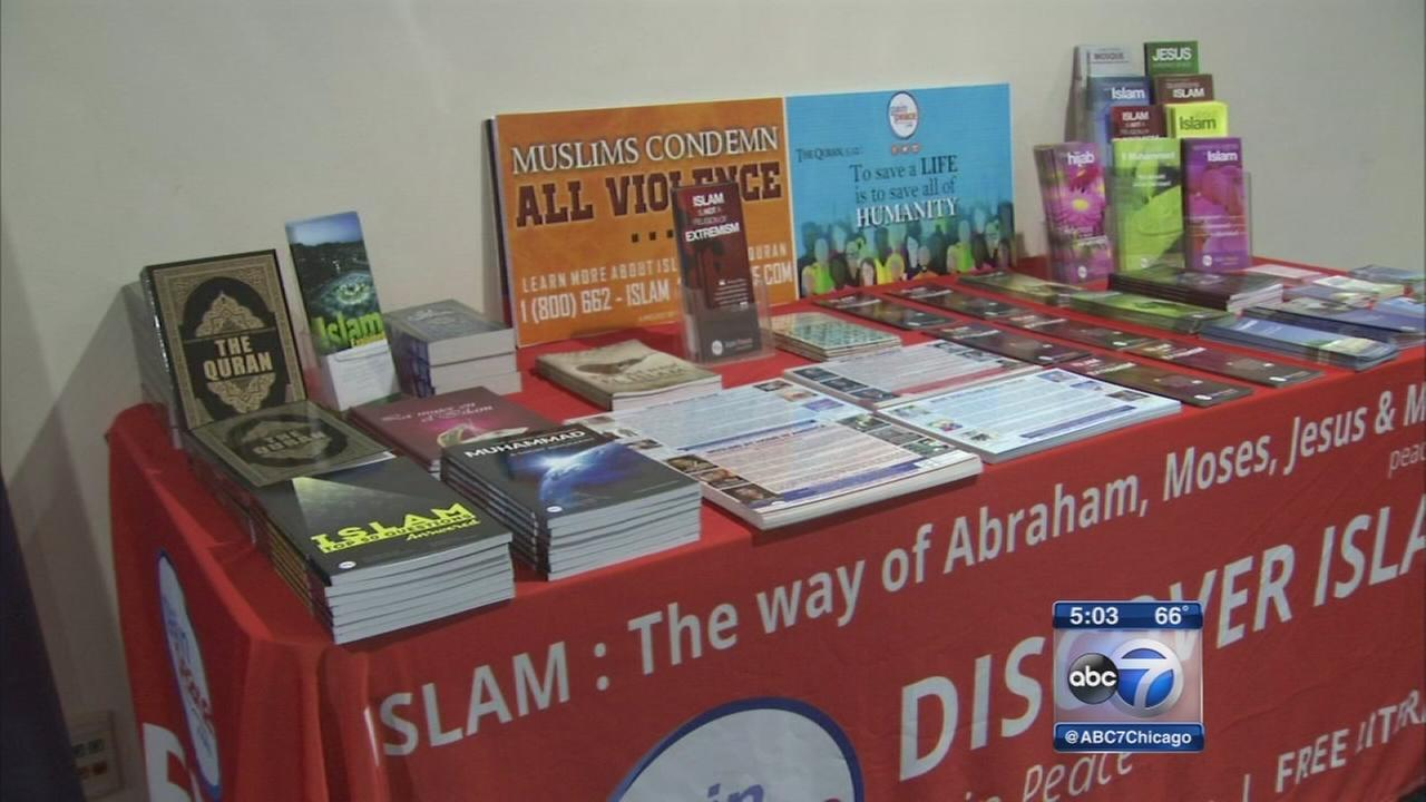 Chicago area Muslims launch peace campaign