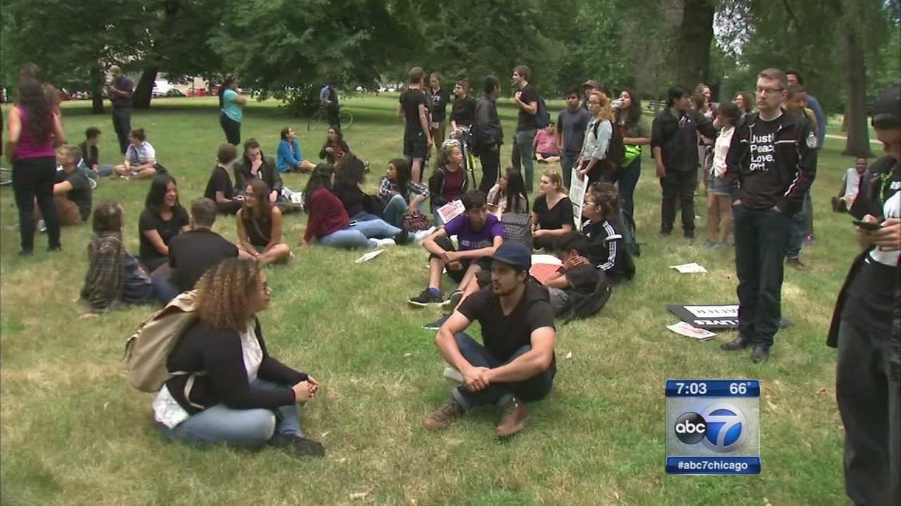 Friday of Solidarity vigils held nationwide