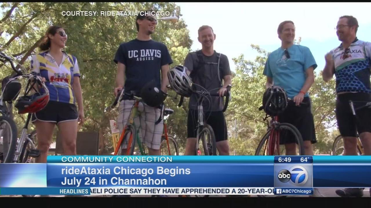 Riding to find cure for Friedreichs ataxia