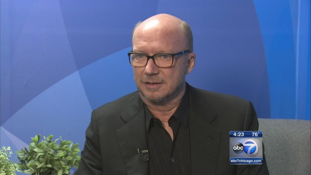 Writer-director Paul Haggis talks new film