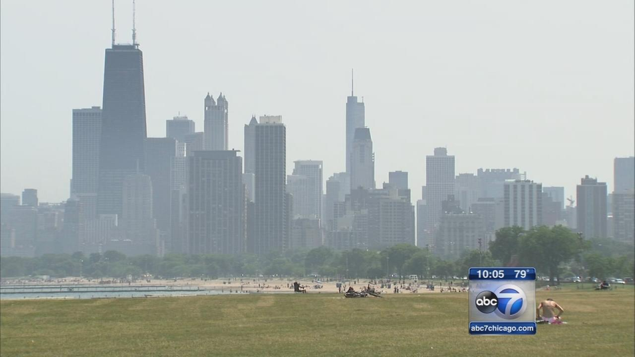 Chicago braces for heat wave