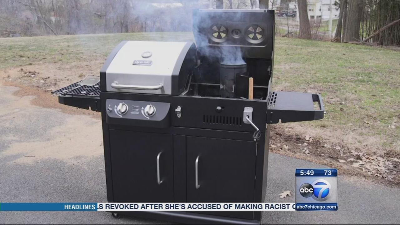 Consumer Reports Hybrid grills
