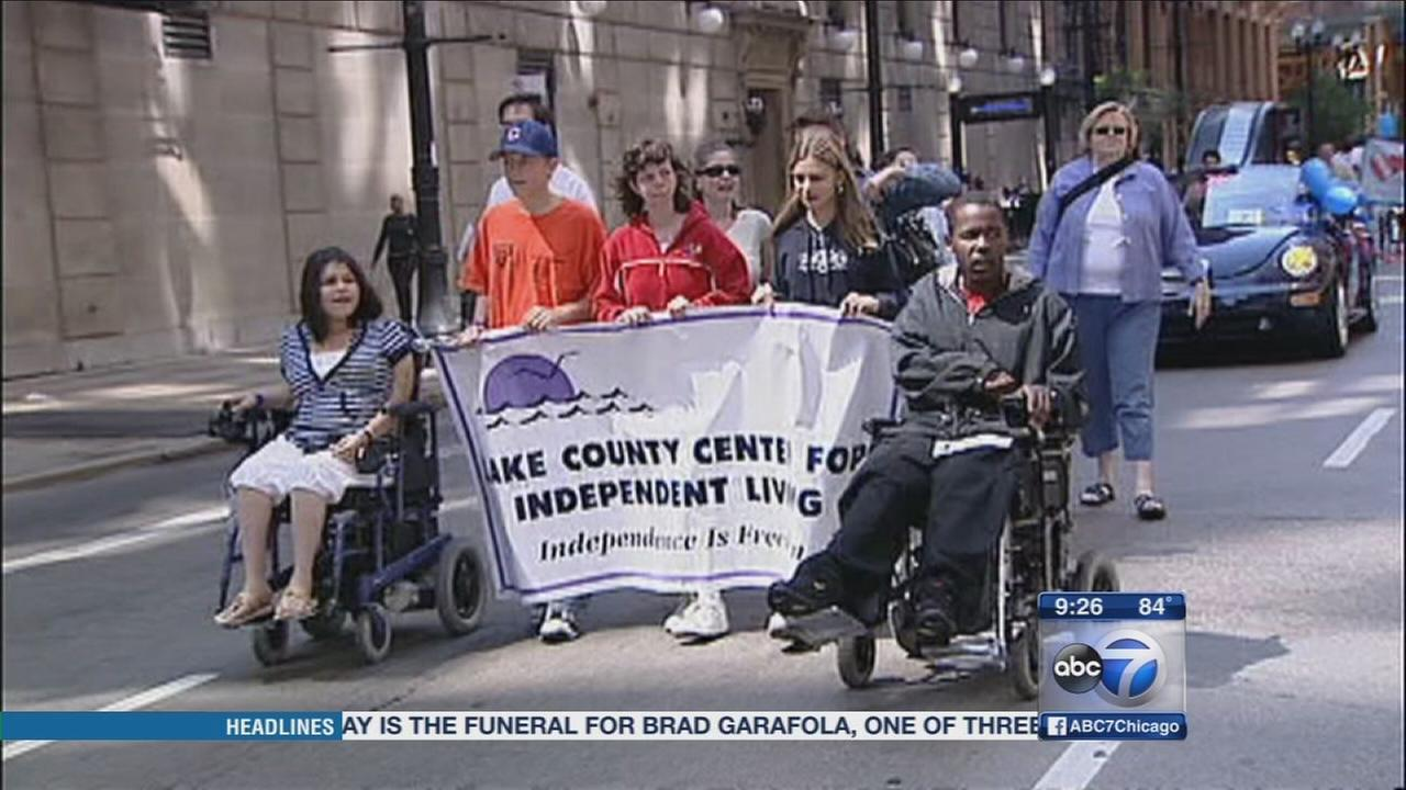 Disability Pride Parade