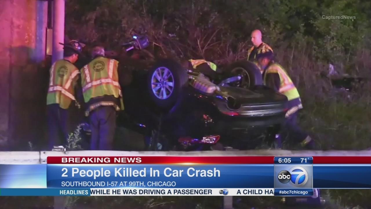 2 killed in I-57 crash