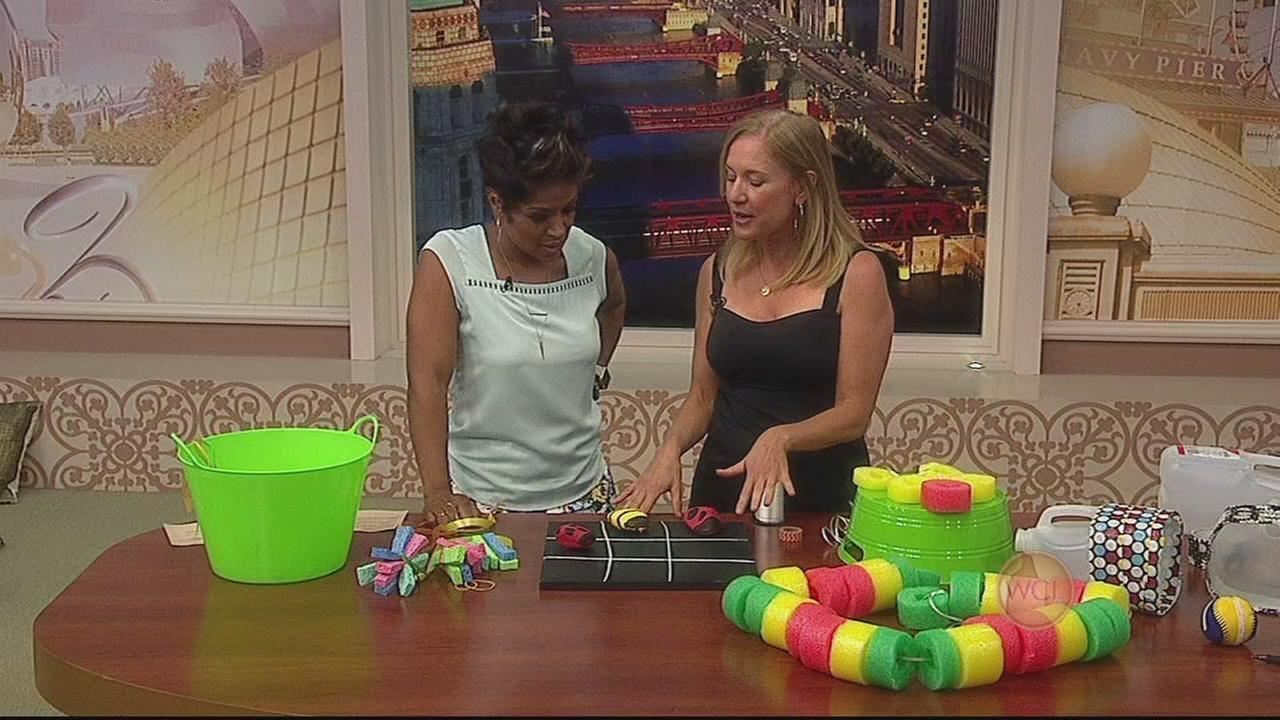Money Saving Monday: DIY Summer Fun