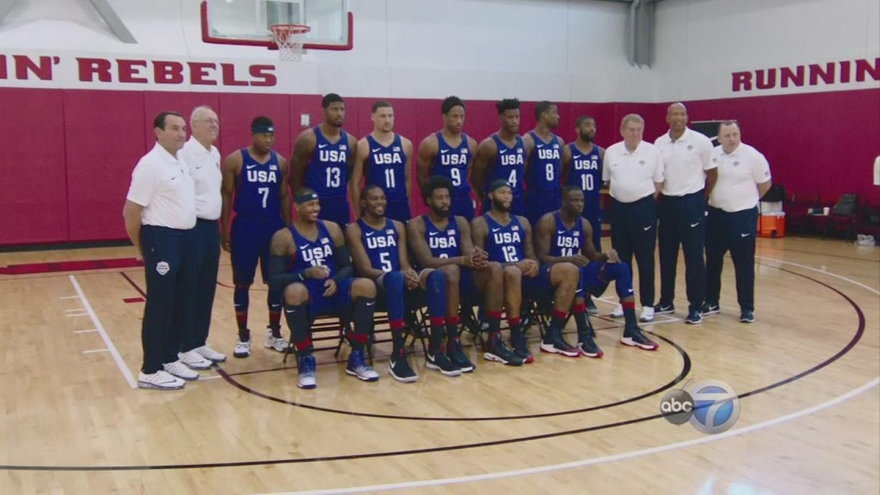 USA Basketball Men?s National Team