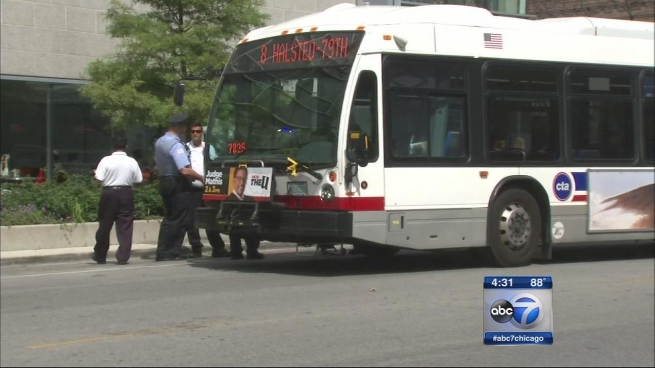 3 small children struck by CTA bus in Lakeview