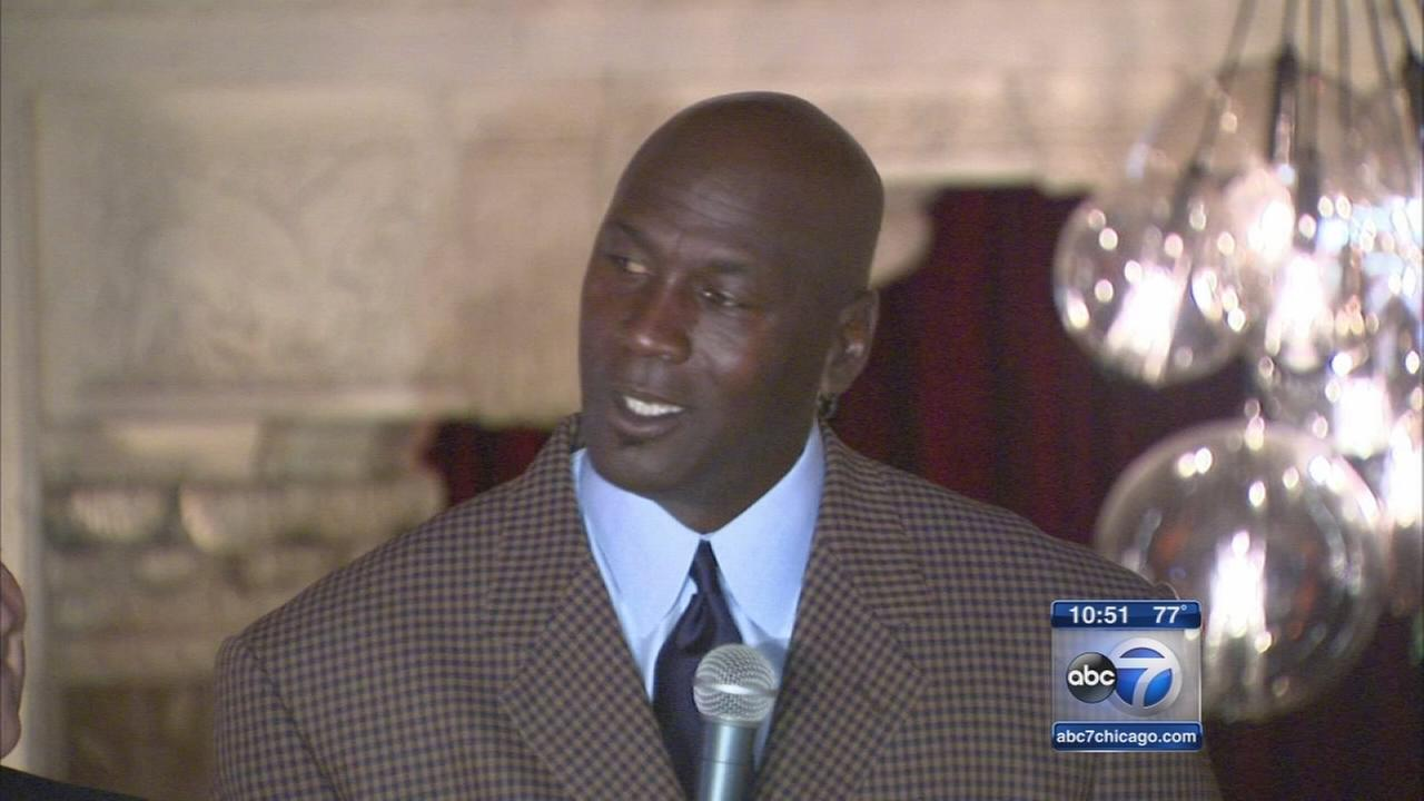 Michael Jordan breaks silence on shootings of African-Americans, police