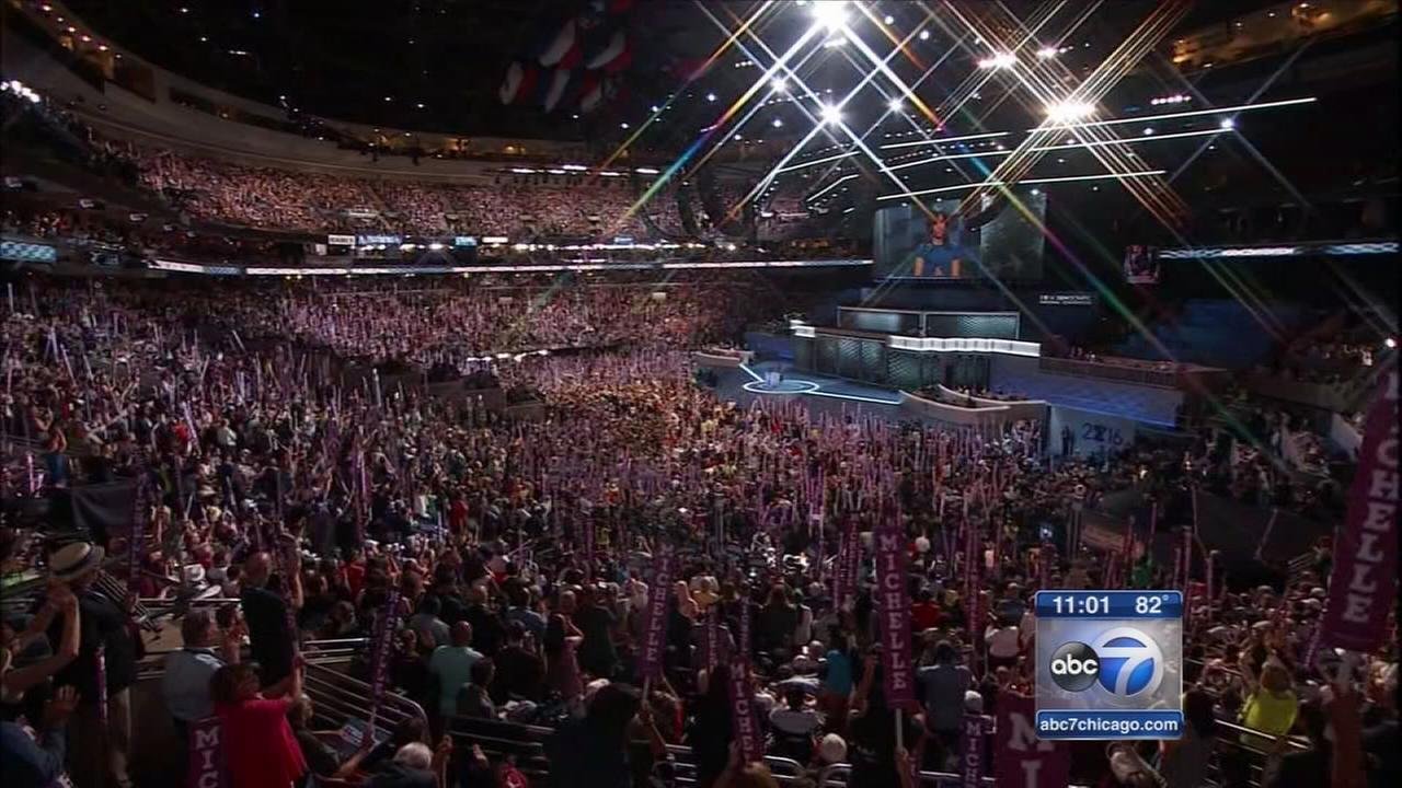 Roll call vote to be held on DNC floor Tuesday