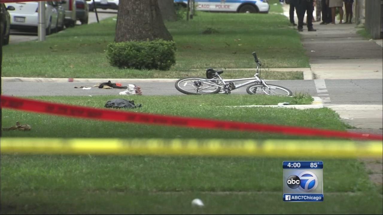 3 teens shot on West Side