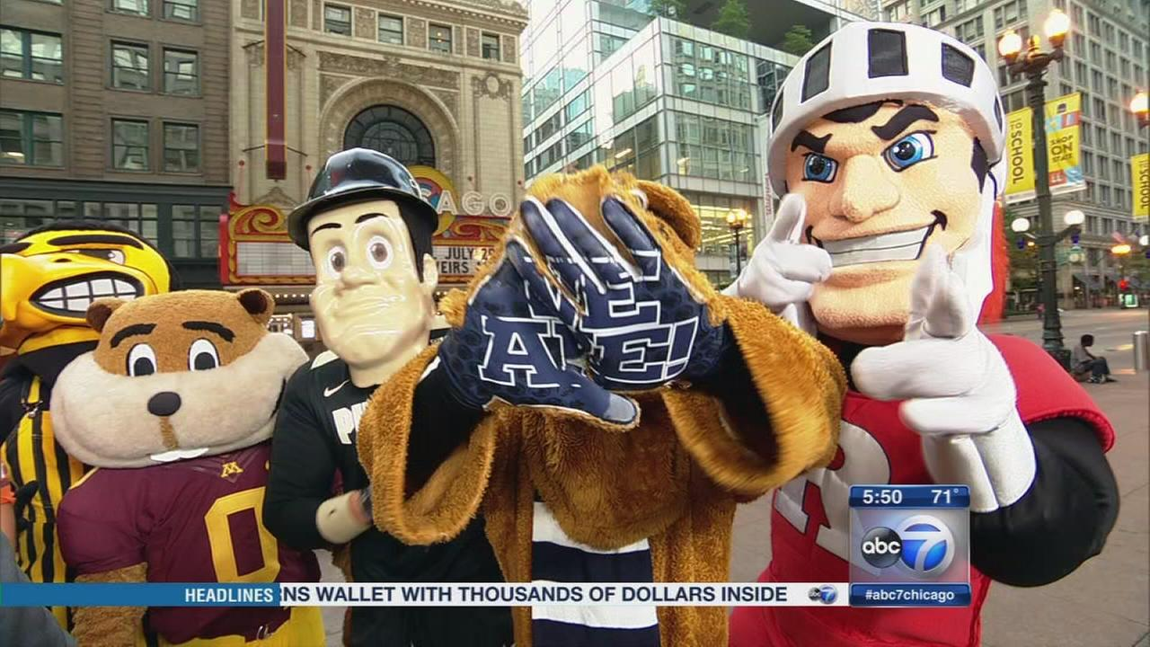 BTN Big 10K coming to Grant Park
