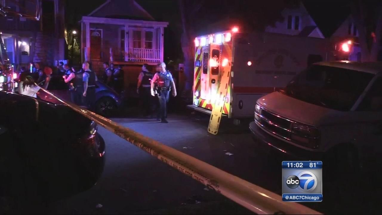 2 killed 2 shot over South Side parking spot
