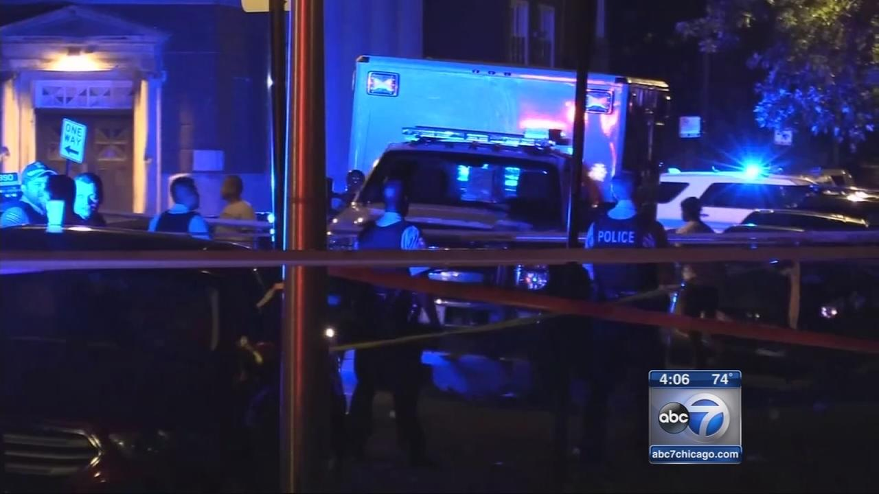 Two dead, two wounded in parking spot shooting
