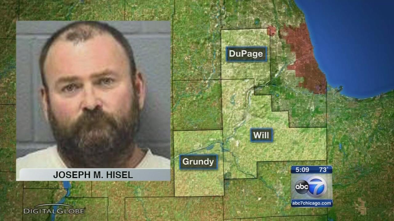 Joliet contractor accused of fraud, wanted in 3 counties