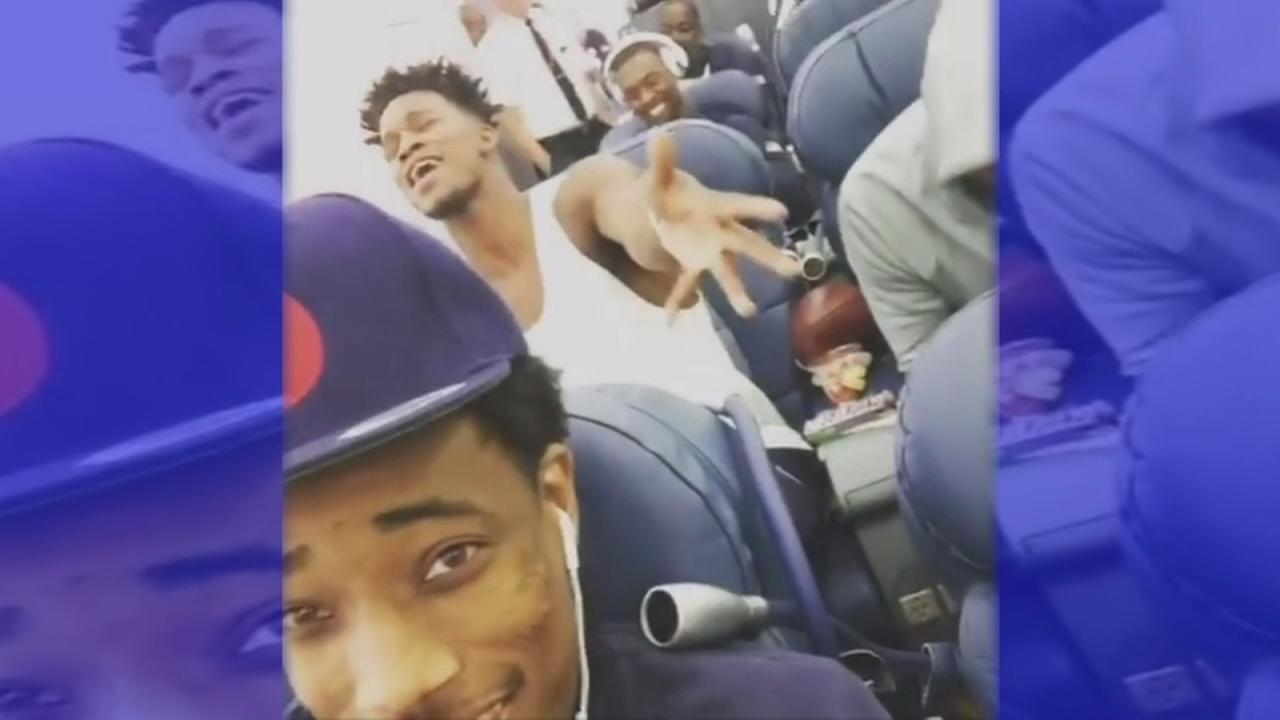 Jimmy Butler sing-a-long