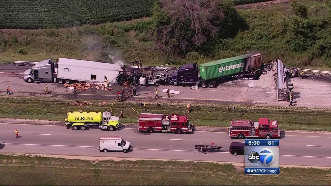 I-Team I-80 Crash