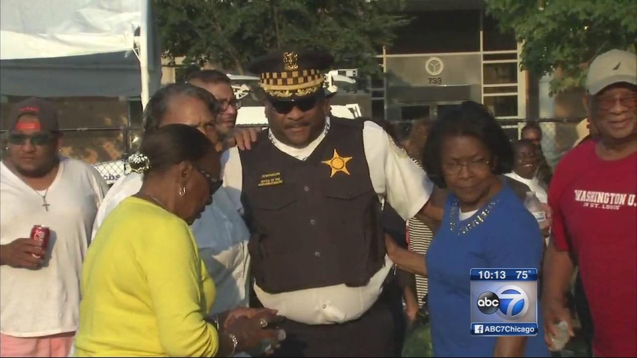 National Night Out brings police, communities together