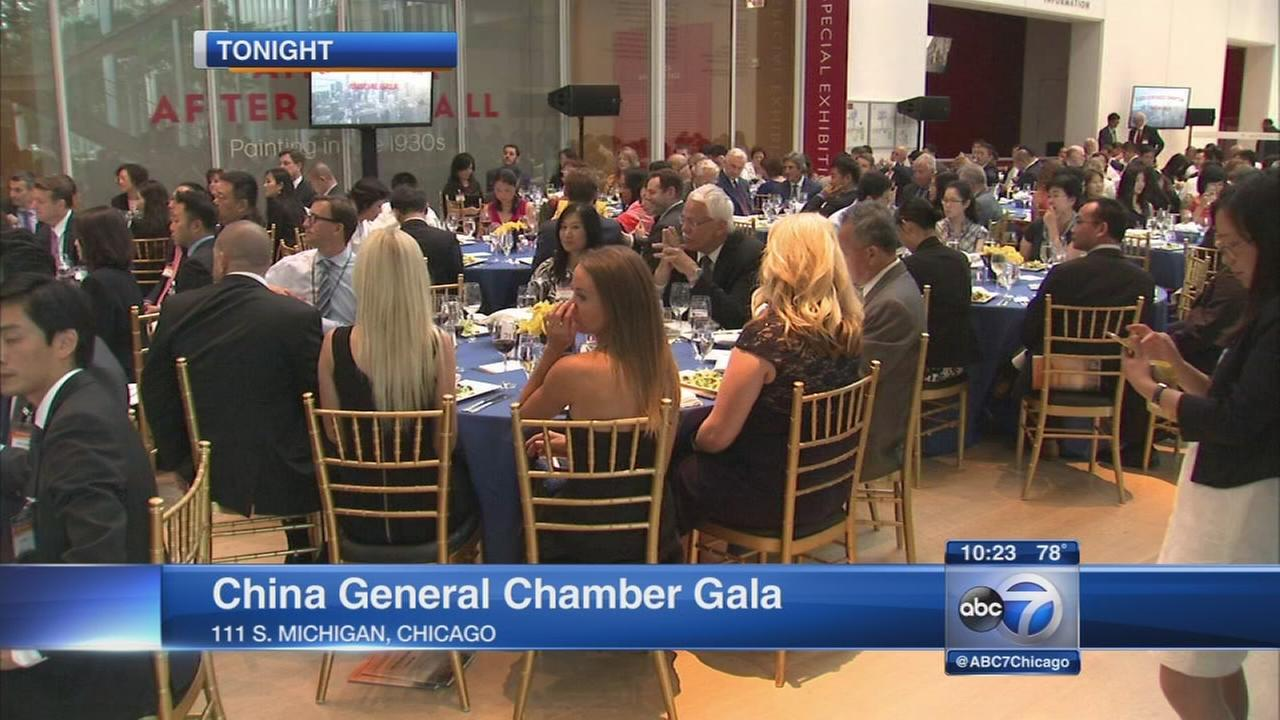 Chinese businesses honored at gala
