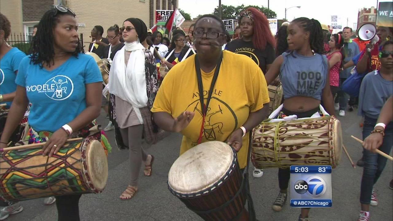 Event marks 50 years since MLK march