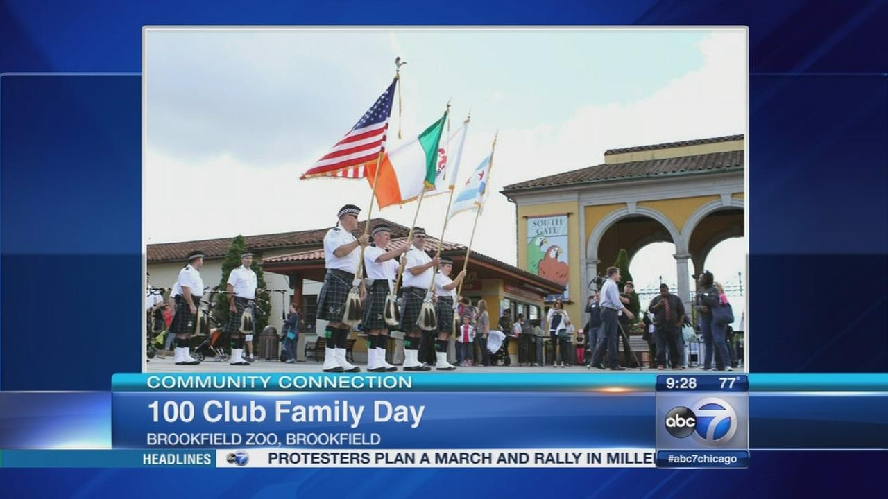 100 Club of Chicago hosts Family Day