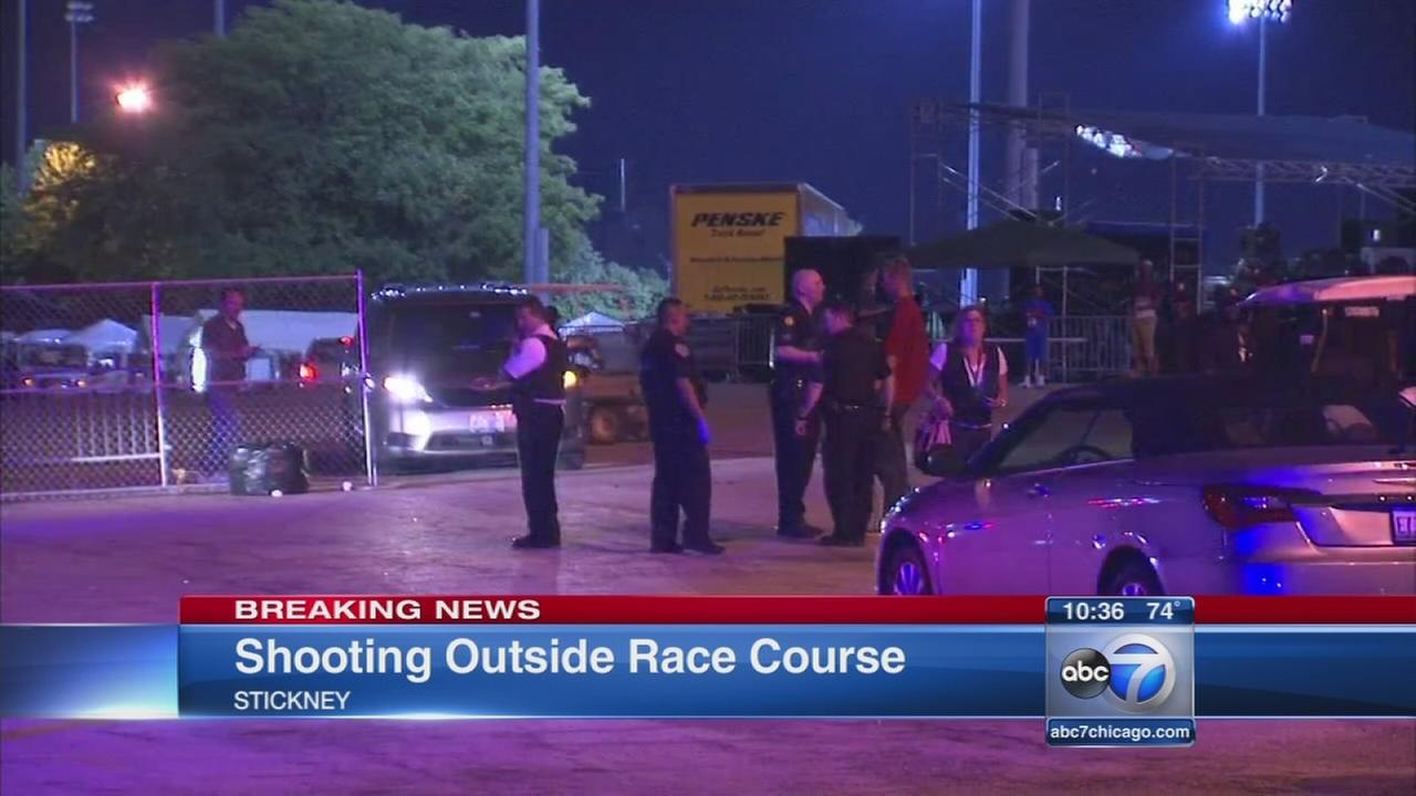 1 shot at Hawthorne Race Course
