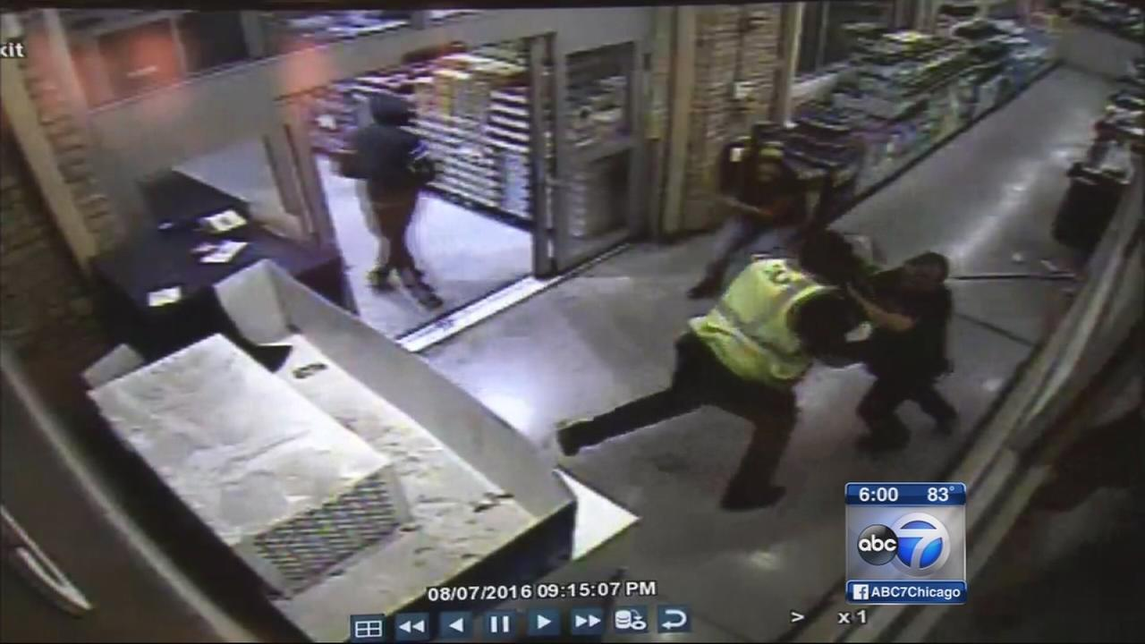 Attempted robbery at Bucktown supermarket stopped by employees