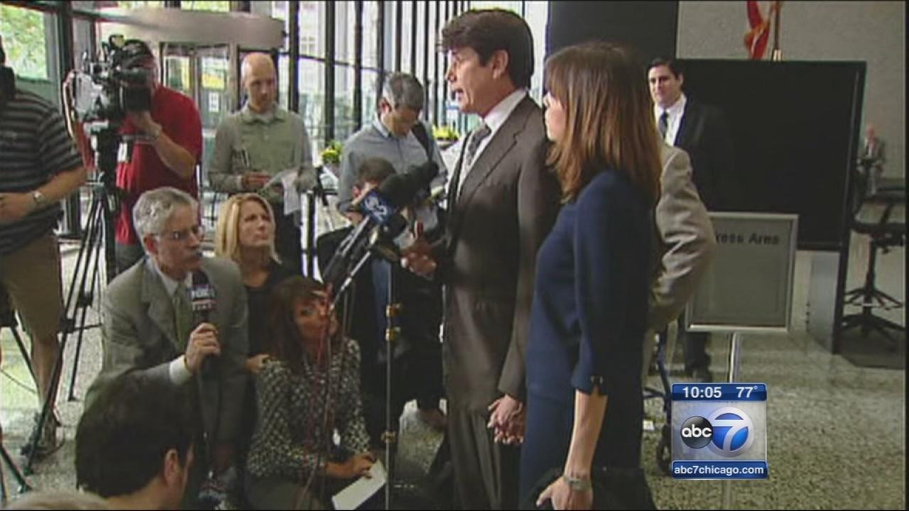 Patti Blagojevich makes 11th hour plea for husband