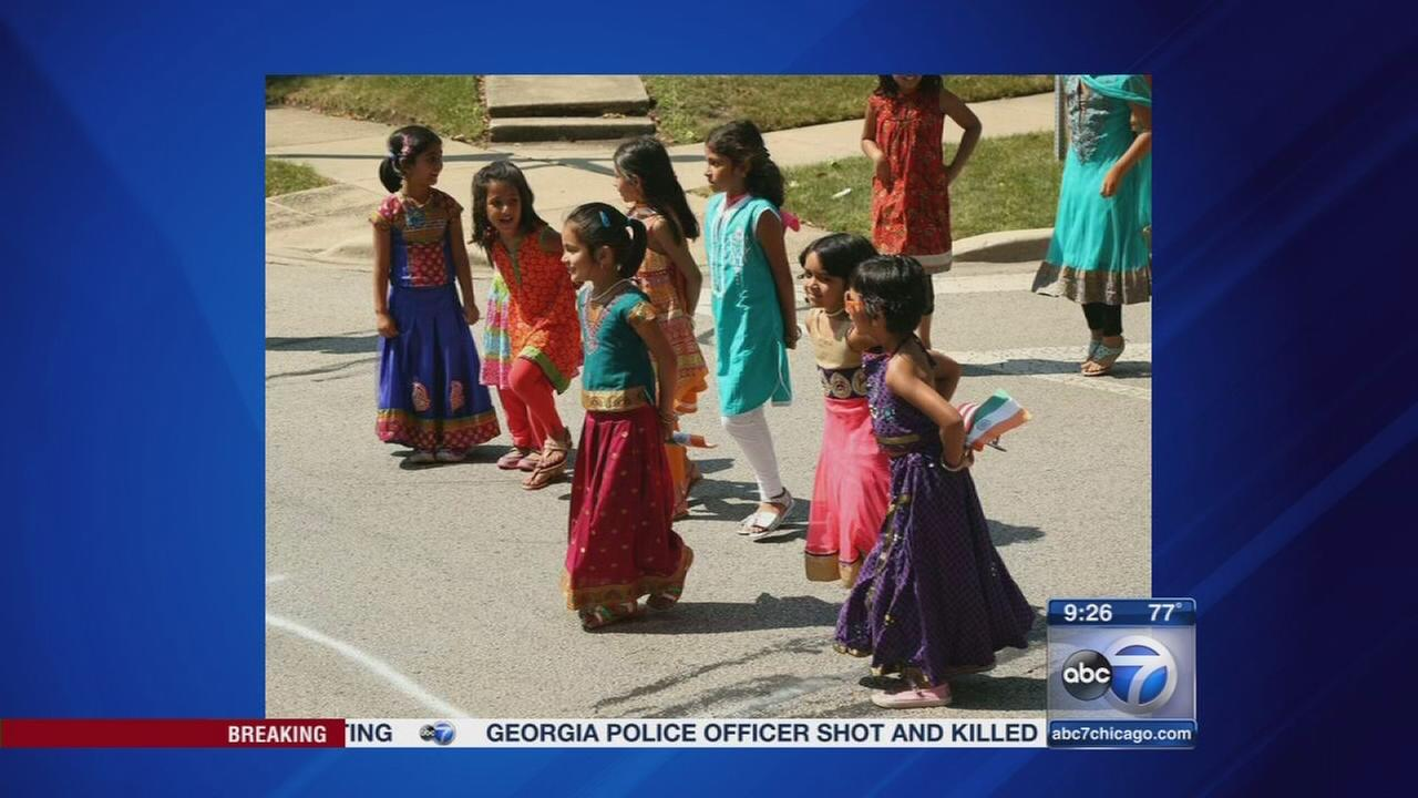 Naperville celebrates 2nd India Day