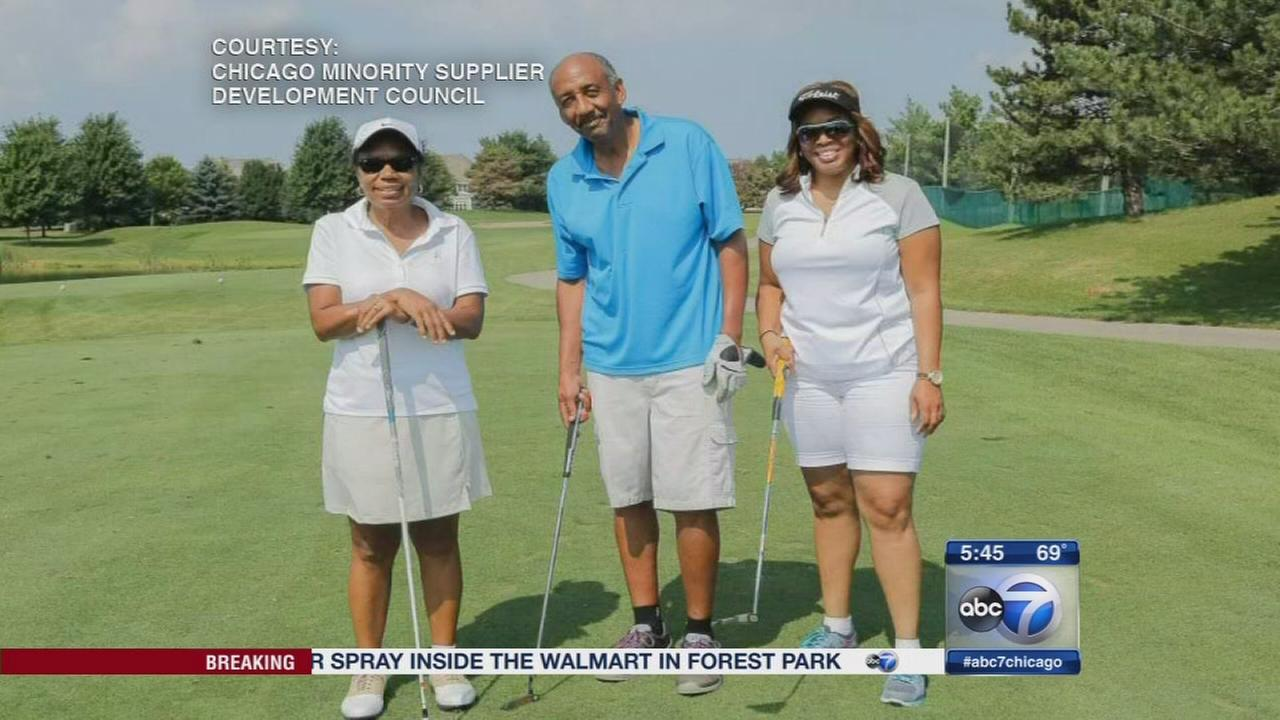 Golf outing raising money for minority college students