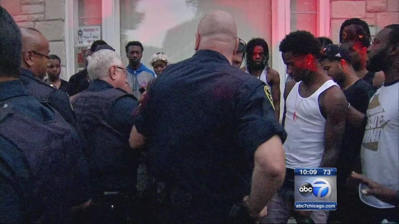 Curfew imposed in Milwaukee
