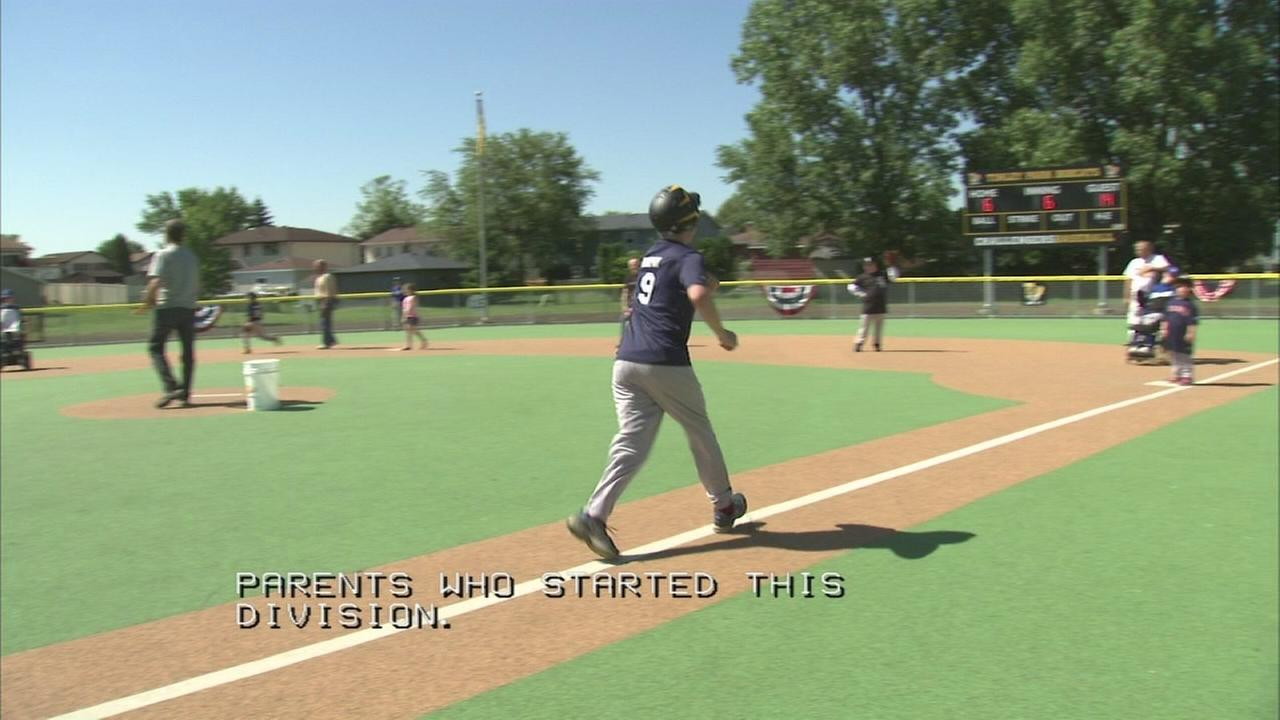 Challengers League attracts players of all ages, disabilities
