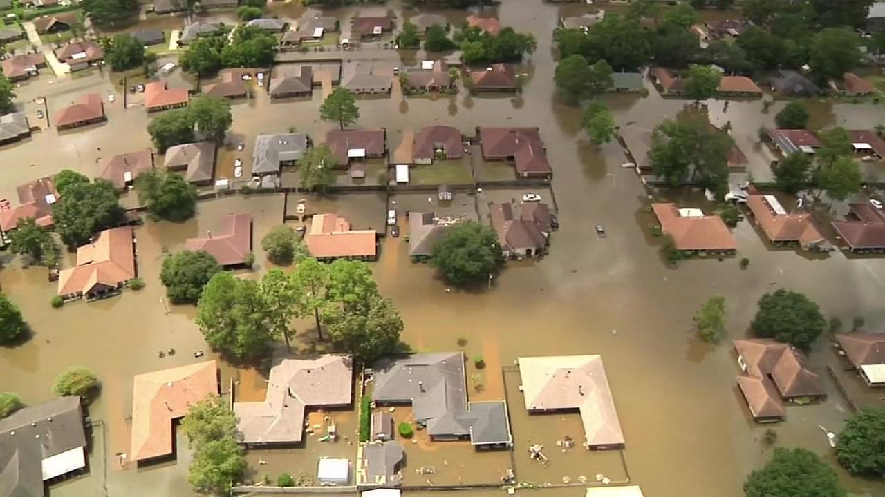 Housing crisis in flood-stricken Louisiana