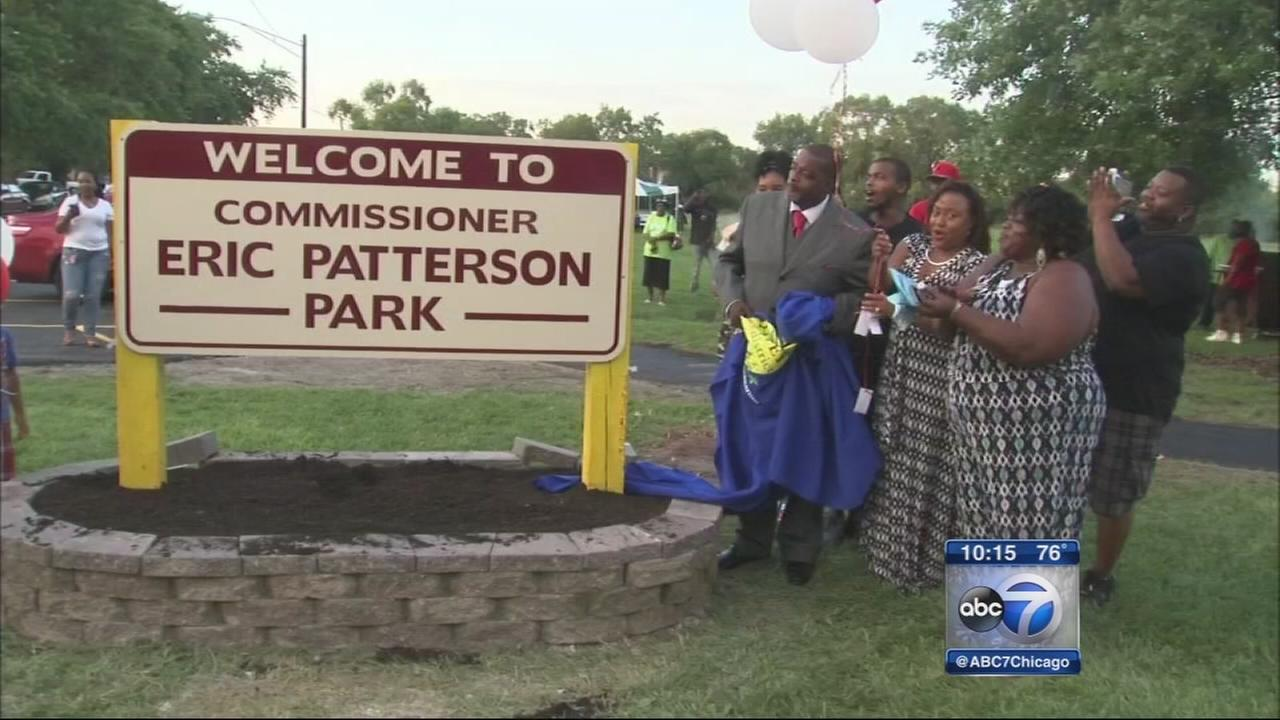 Harvey park renamed for sitting official not Civil Rights hero