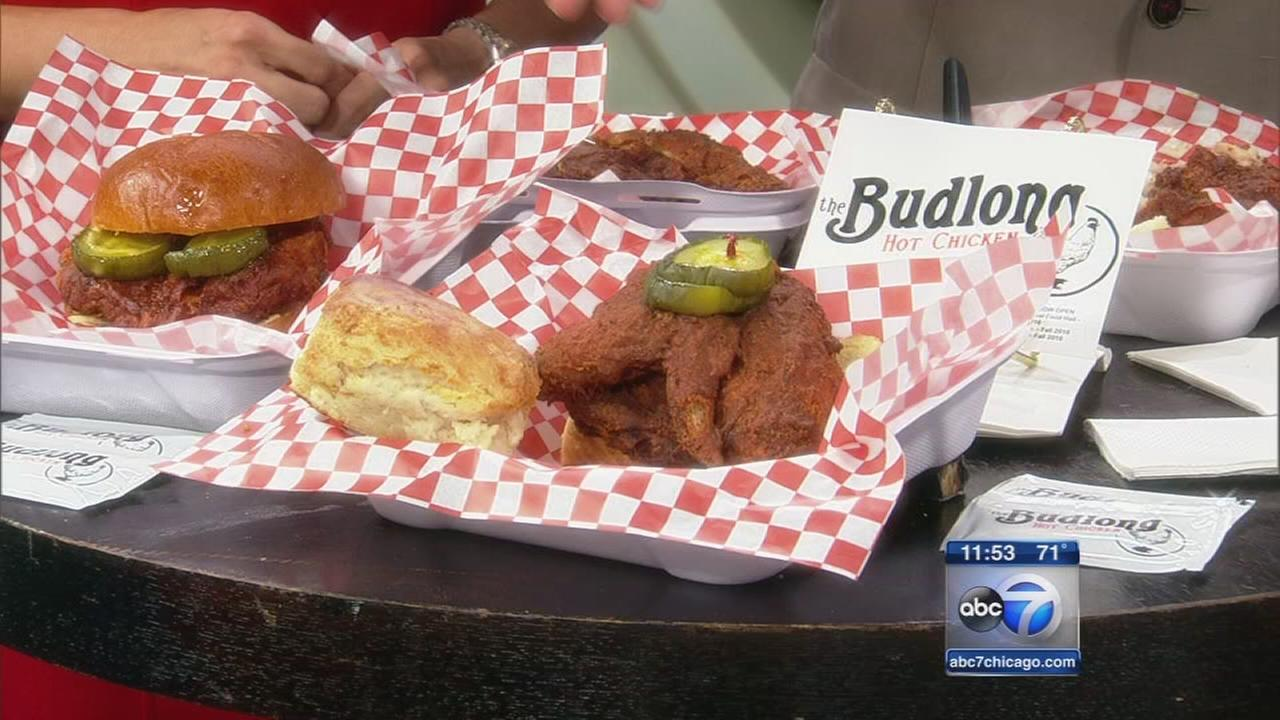 The Budlong brings Nashville hot chicken to Chicago