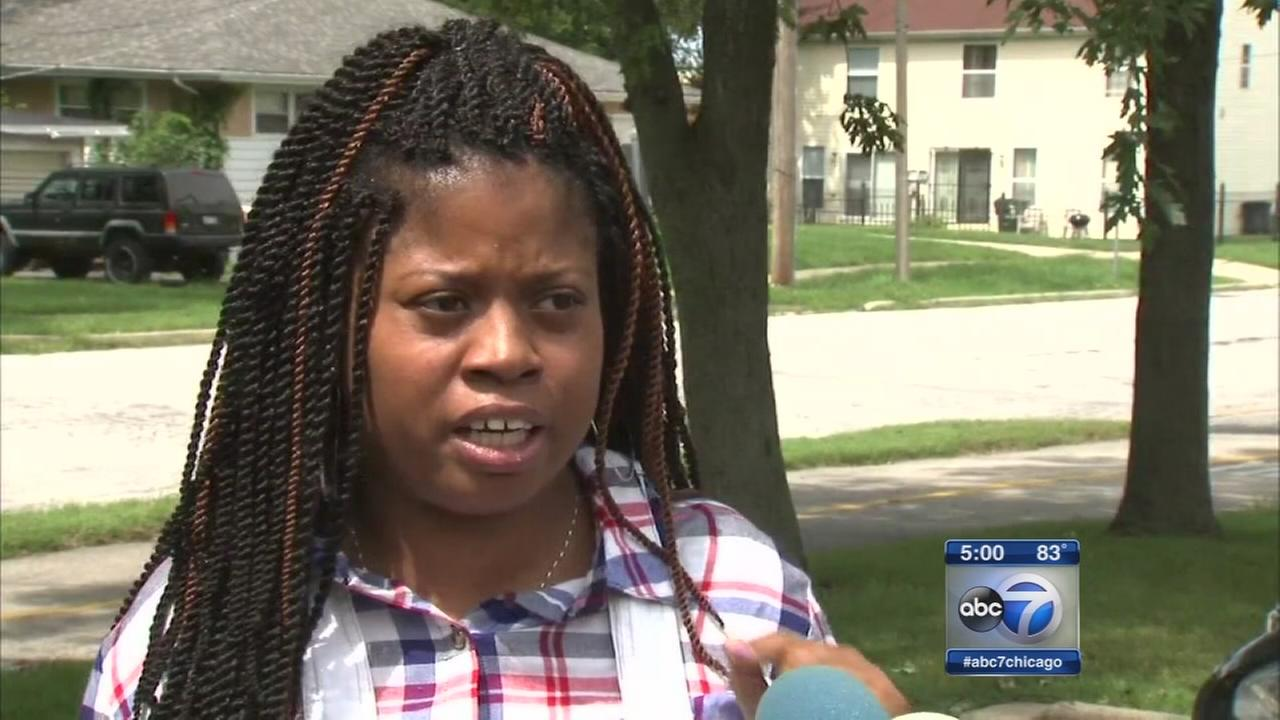 Richton Park home invasion victim speaks out