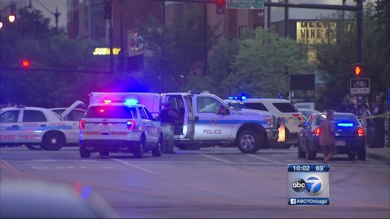 Witness: Man shot during traffic stop