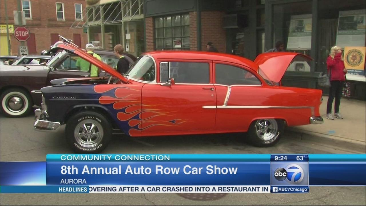 8th Annual Auto Row Car Show