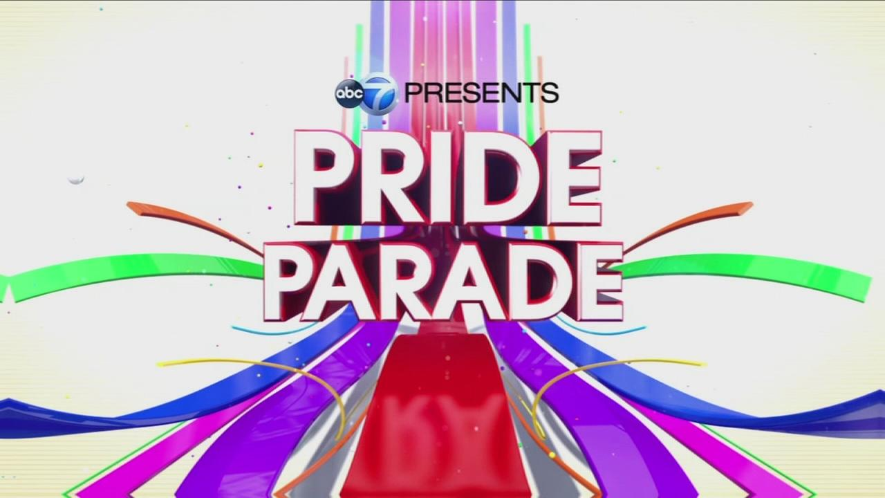 Pride Parade Part 1